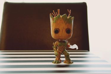 I am Groot by xuniap