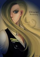 Olivier Armstrong, differently by koosha