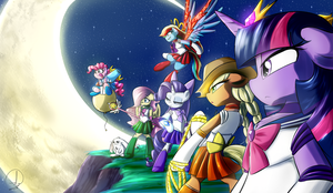 Guardians of the Harmony by PhuocThienCreation