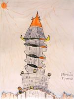 by Steven Tu - 3rd grade by DH-Students-Gallery