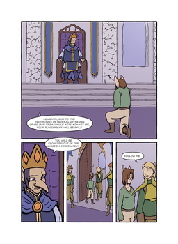 Messenger:  Ch 3 Page 54 by celestrialdarkmoon