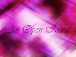An Open Mind by bitdiverse