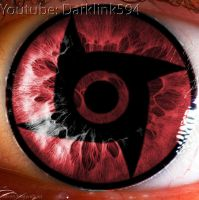 Shisui Uchiha Real Mangekyou Sharingan by Buckethead594