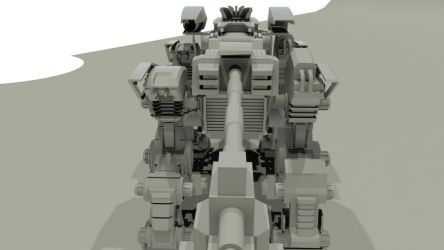 Project Liger Zero 2011 - 02 by 3DRaptor