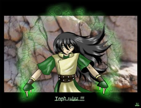 Toph by Eisfuechsin