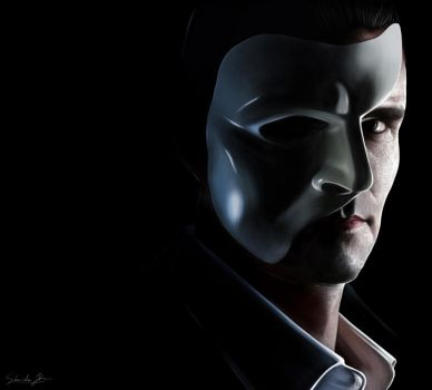 The Phantom - Ben Lewis ver.2 by Sheridan-J