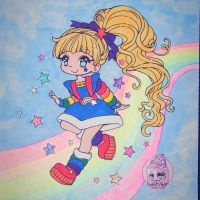 Rainbow Brite Upgraded by Mr-Pink-Rose