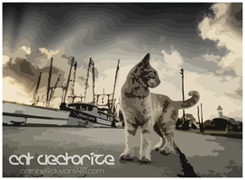 Cat Vector 2012 by carnine9