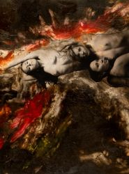 The Arrival - Sisters of Smoke by kevissimo
