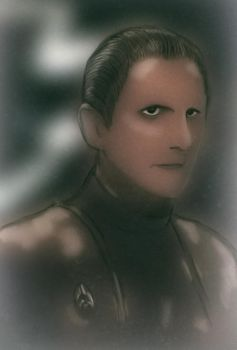 Star Trek: Deep Space Nine character - Odo by YarroAroon