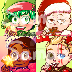 Icon commissions! by mangakasoldier