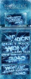 PROJECT ICE by wellgraphic