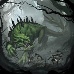 Enormous Baloth by BenWootten