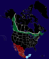 Final US Facist Map by bubba145