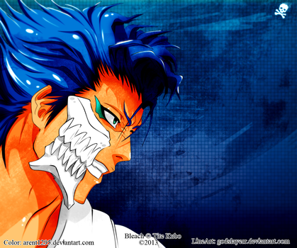 Bleach - Grimmjow by Arent1295