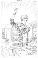 Peter Parker by vmarion07