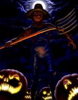 Scarecrow by HarryBuddhaPalm