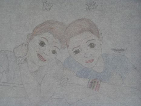 Jack and Finn by Sharon1997