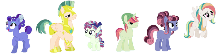 Recolor Adoptables by ficklepickle9421
