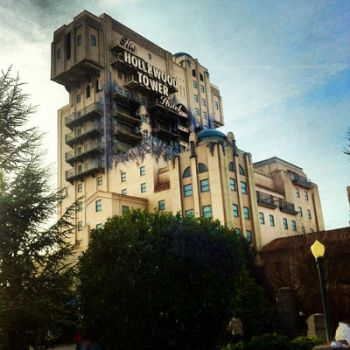 Hollywood tower hotel by JY-C