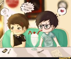 Phan art by PhanTrash226