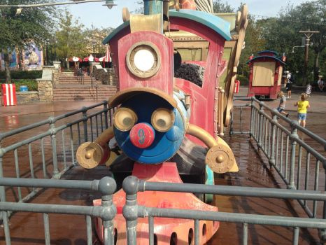 Casey Jr's Face by 736berkshire