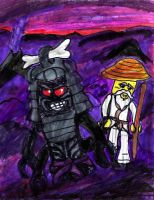 Ninjago: Brothers by SonicClone