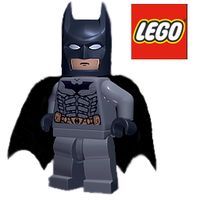 LEGO Batman Game Icon by ShortYtheMasteR