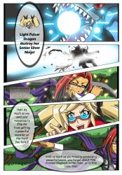 YGO Doujin Bonus Chapter - Wally's Agent - Page 40 by punkbot08