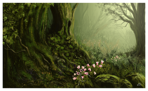 Speedpainting 05 by woutart
