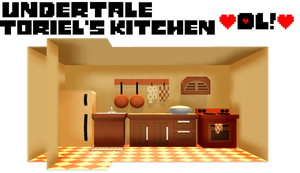 Undertale Toriel's Kitchen ~DL!~ by sakuraD28