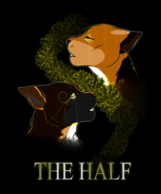 The Half - cover by kingskyless