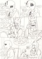 Baby Bones (Post-tale side comic) PG 45 by TrueWinterSpring