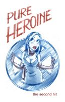 Pure Heroine 2 Rogue Cover by ArtofLaurieB