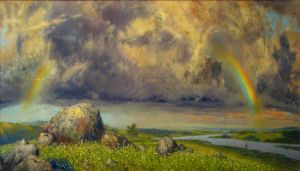 The Land of the Fathers /2012 by Vladimir-Kireev