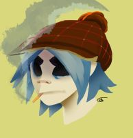 2D Who Else? by LillaDraakon