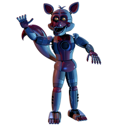 Funtime Foxy V.6 | Done by EndyArts