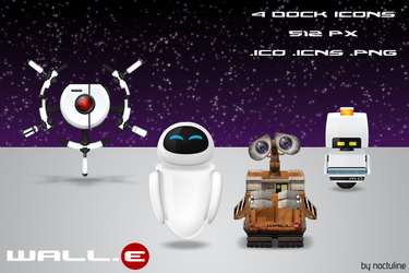 Wall.E by Noctuline
