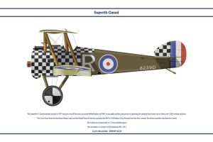 Camel GB 28 Sqn RFC by WS-Clave