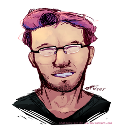 Pinkiplier by shatters-scribbles
