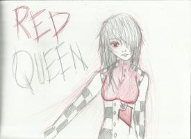 Red Queen by Demon-Shinob1