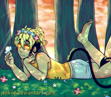 Dreamtime in Summertime by demonchuckles