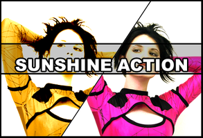 Sunshine action by Faeth-design