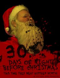 30 Days of Night Before... by sturkwurk