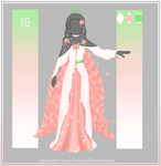 015  Outfit Open  by CrescentMoonDesign