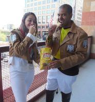 Attack On Potato Chips by R-Legend