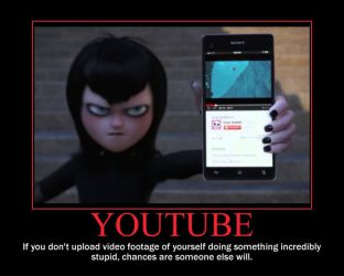 YouTube Motivational Poster by QuantumInnovator