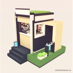 Coffee Booth by lovejuices