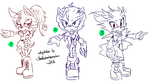 Sonic Adoptables #20 - CLOSED by shadowhatesomochao