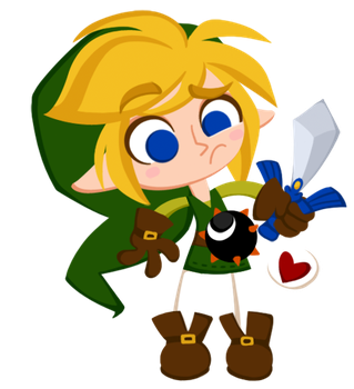 Link meets Morth by Sprits